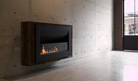 Max Brenner MAD Services Fireplace Insert Idea