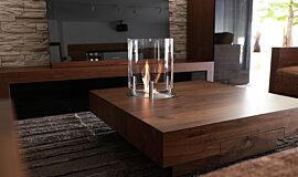 Merkmal Showroom Builder Fireplaces Part & Accessory Idea