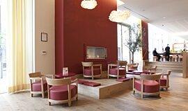 Vapiano, UK  Commercial Fireplaces Fireplace Insert Idea