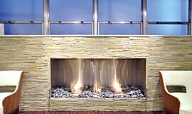 Farber Center  Commercial Fireplaces Fireplace Insert Idea