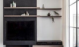 Webbs Joinery Commercial Fireplaces Ethanol Burner Idea