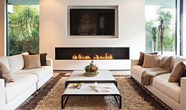 Rising Glen Premium Fireplace Series Ethanol Burner Idea