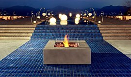 Commercial Space Commercial Fireplaces Fire Table Idea
