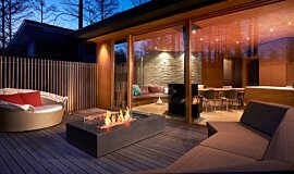 Private Residence Fire Tables Fire Table Idea