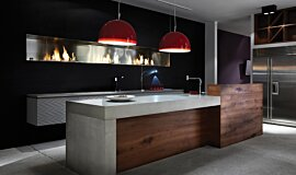 Stilhof Design Centre Commercial Fireplaces Ethanol Burner Idea