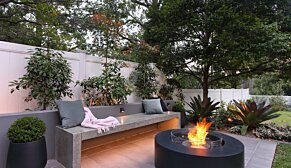 Ark 40 Fire Table - In-Situ Image by EcoSmart Fire