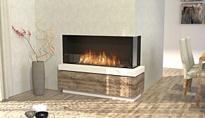 Flex 140RC.BXL Flex Serie - In-Situ Image by EcoSmart Fire
