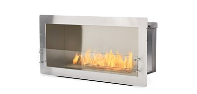 Firebox 1200SS Fireplace Insert - Studio Image by EcoSmart Fire