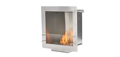 Firebox 650SS Fireplace Insert - Studio Image by EcoSmart Fire