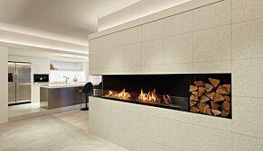 Flex 104LC.BXR Flex Fireplace - In-Situ Image by EcoSmart Fire