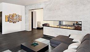 Flex 86PN Flex Fireplace - In-Situ Image by EcoSmart Fire