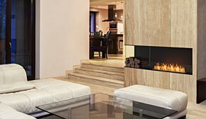Flex 86LC.BXL Flex Fireplace - In-Situ Image by EcoSmart Fire