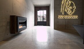 Firebox 1100CV Fireplace Insert - In-Situ Image by EcoSmart Fire