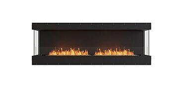 Bay Fireplace - by EcoSmart Fire