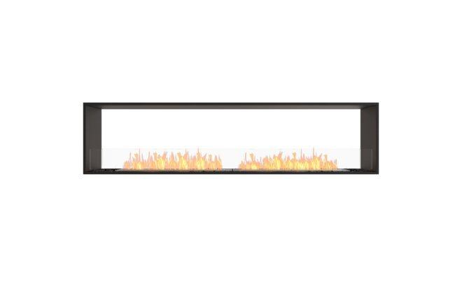 Double Sided Fireplace Insert by EcoSmart Fire