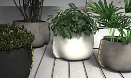 Outdoor Setting Plant Pot Collection Outdoor Setting Plant Pot Collection Idea