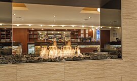 Black Salt Restaurant Builder Fireplaces Ethanol Burner Idea