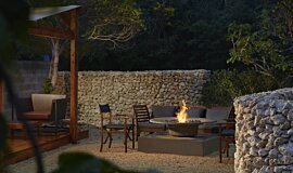 Okinawa Resort Archived Fireplaces Fire Pit Idea