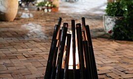 The Grounds Sydney Freestanding Fireplaces Fire Pit Idea