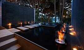 Hiramatsu Hotel & Resorts Freestanding Fireplaces Fire Pit Idea
