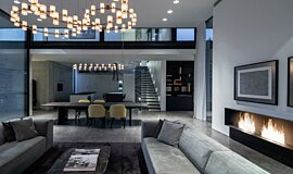 AB House Builder Fireplaces Ethanol Burner Idea