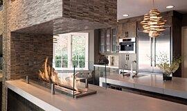 Notion Design Fire Screens Ethanol Burner Idea