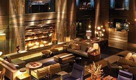Paramount Hotel Linear Fires Ethanol Burner Idea
