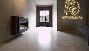 Firebox 1100CV Fireplace Insert - In-Situ Image by EcoSmart Fire