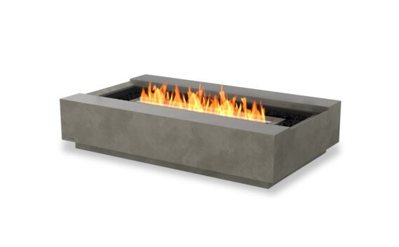 Cosmo 50 Fire Table - Ethanol - Black / Natural by EcoSmart Fire