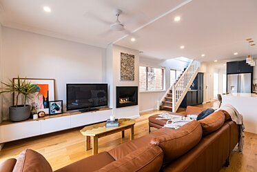 3 Marks - Residential Fireplaces