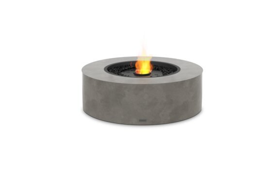 Ark 40 Fire Table - Ethanol - Black / Natural by EcoSmart Fire