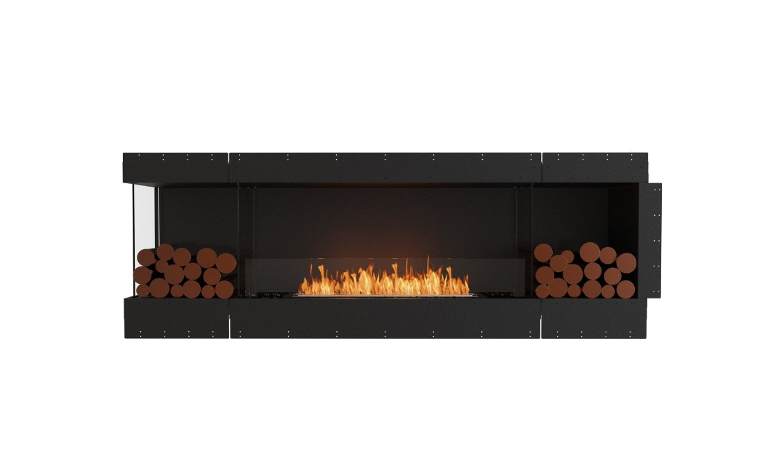 2 Decorative Boxes - Single Sided Fireplaces by EcoSmart Fire