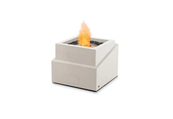 Step Fire Pit - Ethanol / Bone by EcoSmart Fire