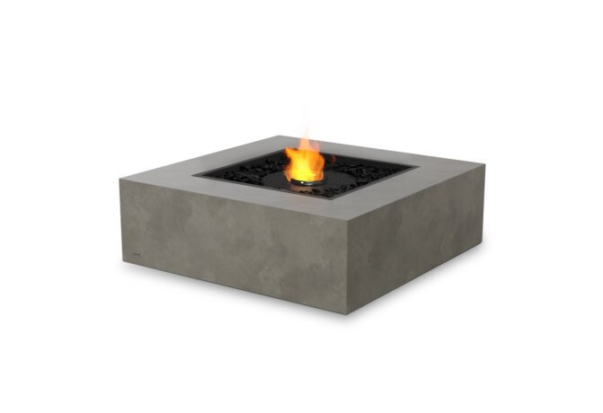 Base 40 Fire Table - Ethanol - Black / Natural by EcoSmart Fire