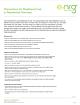 e-NRG Precautions for Bioethanol