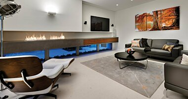 Residential Fireplace Ideas