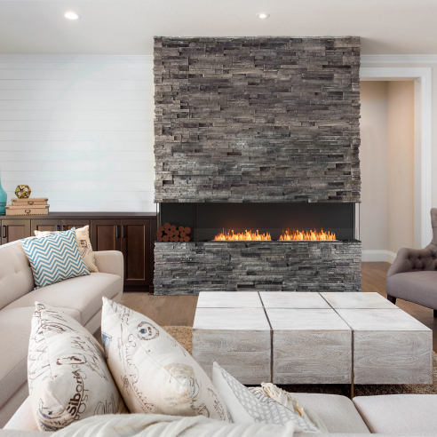 Bay Fireplace Inserts