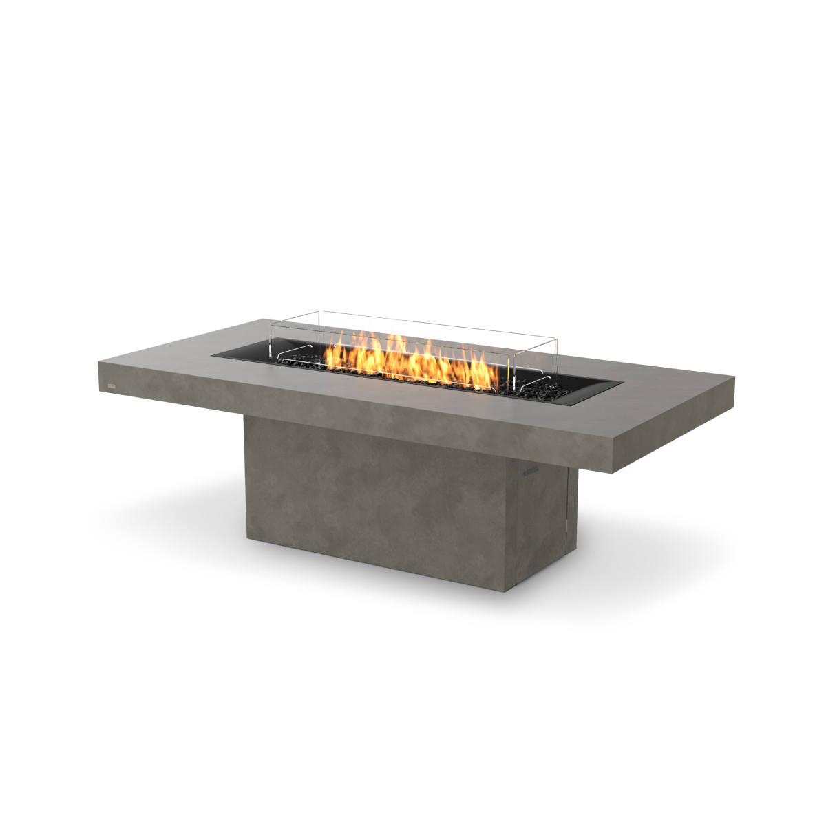 EcoSmart Fire Gin 90 Dining Fire Table