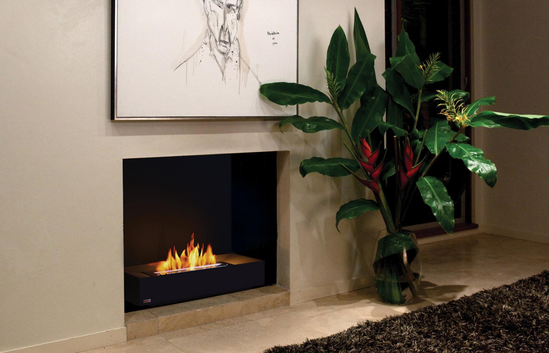 EcoSmart Fire Grate 30 Fireplace grate
