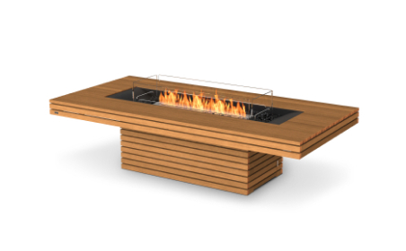 Gin 90 Dining Fire Pit Table